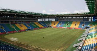 صورة ملعب مباريات المنتخب المصرى فى أمم أفريقيا