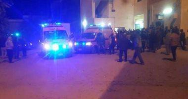 فتح طريق «الخارجة – أسيوط» بعد غلقه بسبب استهداف كمين النقب
