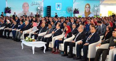 السيسى يعلن إنشاء الهيئة العليا لتنمية جنوب مصر برأسمال 5 مليارات جنيه