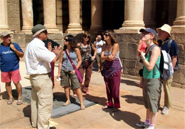 ارتفاع عدد السياح القادمين لمصر خلال ديسمبر