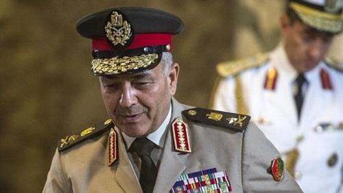 الفريق حجازى يبحث مع حفتر تطورات الأزمة الليبية