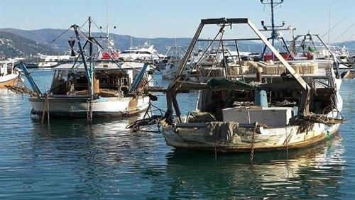وزارة الخارجية _نتابع موقف مراكب الصيد المصرية المحتجزة بتونس