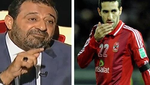 """عبد الغني لـ""""أبو تريكة"""": """"الدولة مش بتتلكِّك.. ومينفعش تقف ضد الجيش"""""""