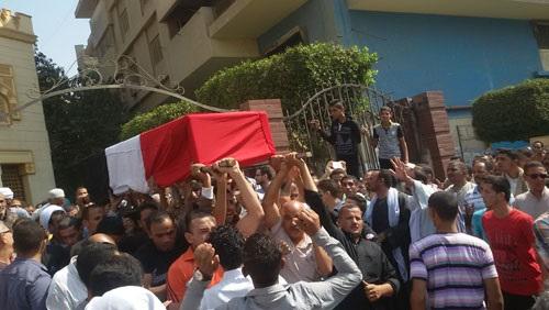 سوهاج تستعد لاستقبال جثامين شهدائها بجنازة عسكرية