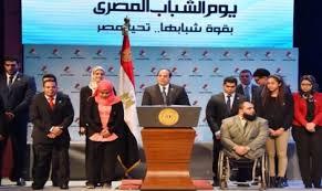 """السيسي مقاطعا وزير الكهرباء: """"كل خدمة لازم يكون ليها مقابل"""""""