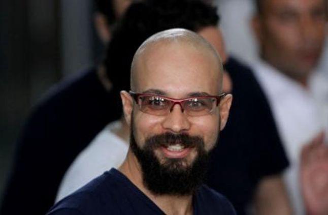 محامي أحمد ماهر _ لن يتم أخلاء سبيل مؤسس 6أبريل