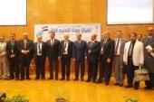 بالصور…. مساعد الوزير في فعاليات المؤتمر العربي بجامعة أسيوط