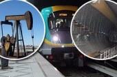 حواجز حديدية وتحويلات مرورية بمحيط أعمال مرافق المترو فى المهندسين