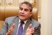 طاهر أبو زيد يطالب مجلس النواب باستقبال رسمى للمنتخب