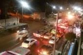 انتظام حركة المرور على طريق الإسماعيلية القاهرة بعد توقفه بسبب حادث سير