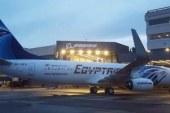 الطائرة الثانية من صفقة بوينج ومصر للطيران تدخل الأجواء المصرية