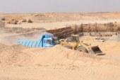 بدء العمل فى بناء أكبر مسجد فى مصر بالعاصمة الإدارية الجديدة