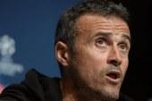 إنريكى: أتحمل مسئولية هزيمة برشلونة وفكرة تعويض النتيجة حلم