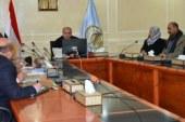محافظ مطروح: توقيع أقصى عقوبة على رؤساء القرى المتقاعسين