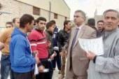 القوى العاملة: تسليم 40 عقد عمل للأقباط المغادرين سيناء بالإسماعيلية