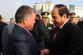 العاهل الأردنى يغادر القاهرة بعد لقاء الرئيس السيسى