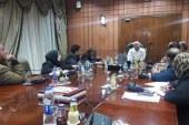 محافظ بورسعيد يأمر بتطوير حديقة السلام