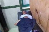خروج 30 تلميذًا مشتبه بإصابتهم بالتسمم من مستشفى غارب المركزى