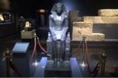 بالصور.. 1228 قطعة أثرية تروى تاريخ محافظة السويس بالمتحف القومى