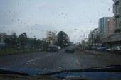 أمطار غزيرة وطقس شديد البرودة في دمياط