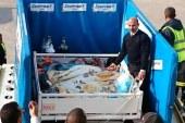 مصر للطيران تشكر عاملي الشحن الجوي لنقلهم «أسمن امرأة في العالم»