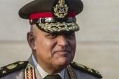 وزير الدفاع يعود للقاهرة بعد انتهاء مباحثاته مع نظيره المجري