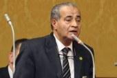 """وزير التموين: """"معندناش لحوم برازيلية من اللى اتمنع دخولها مصر"""""""