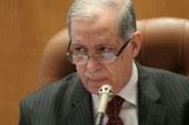 جودت الملط: أؤيد موقف مجلس الدولة من طريقة اختيار رؤساء الهيئات القضائية