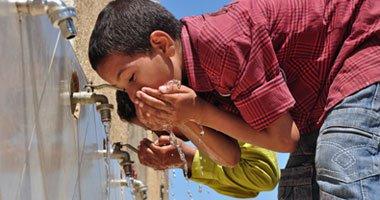 عودة المياه فى السويس بعد انقطاع 12 ساعة عن مناطق سكنية
