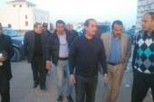 بالصور….. مساعد وزيرالداخلية يقود حملة أمنية بالوادي الجديد