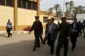 بالصور. .مساعد وزير الداخلية لوسط الصعيد يتفقد قوات أمن اسيوط