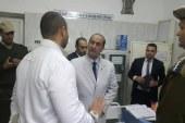 بالصور….. مساعد الوزير لوسط الصعيد يقوم بجولة في نطاق مديرية أمن سوهاج