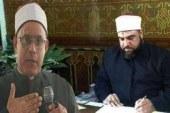 الشيخ مجمد العجمى وكيل وزارة لمديرية أوقاف الاسكندرية