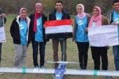 هندسة اسكندرية تفوز بالمركز التاسع عالميا بابتكار طائرة بدون طيار