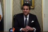 وزير التعليم العالي: إعفاء أبناء شهداء الجيش والشرطة من المصروفات
