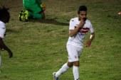 مصطفى فتحى يحرز الهدف الرابع للزمالك أمام رينجرز النيجيرى