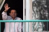 صحيفة لبنانية: مبارك يطلب السفر إلى السعودية