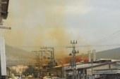 طوارئ فى شمال إسرائيل بسبب تسريب مواد سامة من مصنع أمونيا