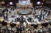 انتهاء وقائع الجلسة الافتتاحية للقمة العربية فى الأردن