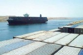 مميش: قناة السويس تسجل رقما قياسيا بعبور 64 سفينة بحمولات 3.1 مليون طن