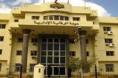 الرقابة الإدارية تضبط 19 طن ملابس مهربة داخل حاوية بجمارك بورسعيد