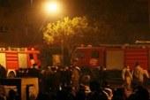 الحماية المدنية تسيطر على حريق بوحدة غسيل مستشفى السنبلاوين