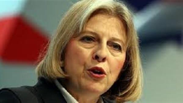 """""""تريزا ماي"""": استهداف البرلمان البريطاني لم يكن عفويًا"""