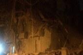 العثور على أول جثة تحت أنقاض عقار جاردن سيتى المنهار