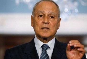 انطلاق اجتماع مجلس الجامعة العربية على مستوى وزراء الخارجية