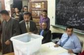 بدء عملية الفرز في انتخابات النواب التكميلية بالمنوفية