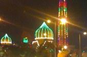 إخلاء محيط مسجد السيد البدوي بطنطا للاشتباه بوجود جسم غريب
