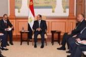 السيسي: لا يوجد تمييز ديني في مصر