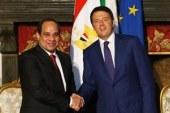 محلل إيطالى: السيسي يقود مصر ببراعة.. وروما لا تستطيع التخلى عن القاهرة