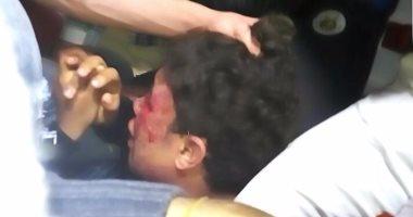 أنفراد … صورة المشتبه فى تورطه بتفجير كنيسة مارجرجس بطنطا
